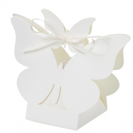 Butterfly Favour Box 10)