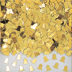 Wedding Bell Confetti - Gold/Silver/Irridescent