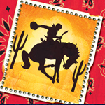 8 Wild West Invitations