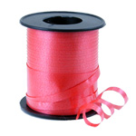 Red Curling Ribbon 100yds