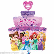 Supershape Disney Princess Cake Foil balloon