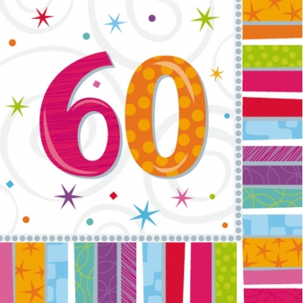 60th Radiant Lunch Napkin (16)
