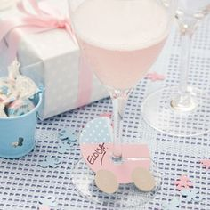 Tiny Feet Placecards (10)