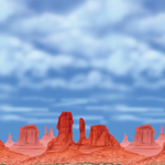 Red Rock & Big Sky Scene Setters