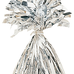 Silver Foil Tassle Weight