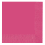 Hot Pink Lunch Napkins (20)