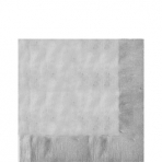 Silver Lunch Napkin (20)