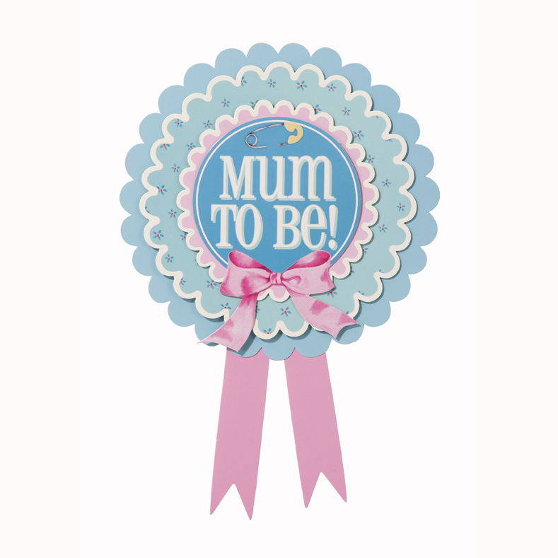 Mum-to-Be Special Rosette